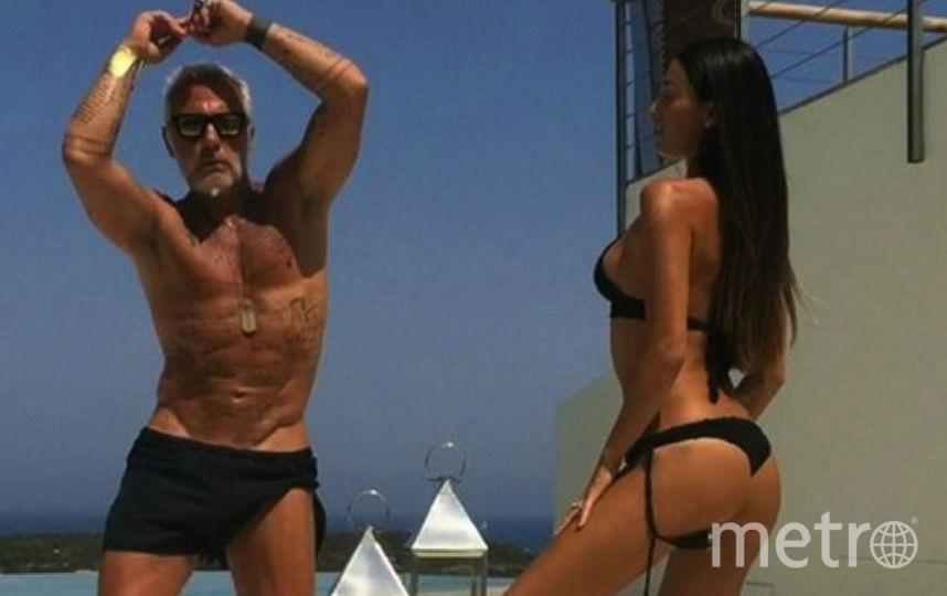 Танцующий миллионер Джанлука Вакки снова взорвал соцсети новым танцем. Фото Скриншот Youtube.com
