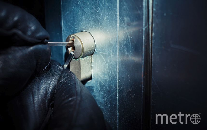 Преступники ворвались в квартиру около полуночи. Фото Getty