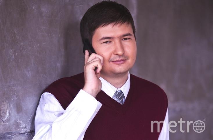 "Экономист Алексей Вязовски. Фото ""Metro"""