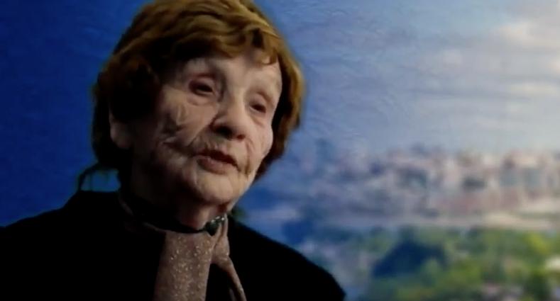 Умерла старейшая актриса России Зоя Булгакова. Фото YouTube