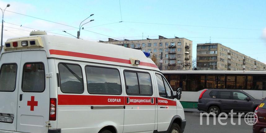 Двое детей пострадали при квартирном пожаре вКолпино