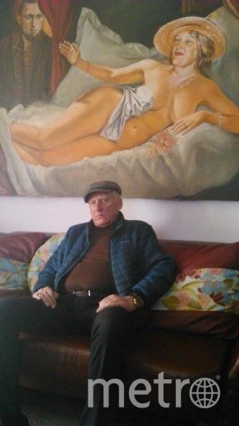 Сергей Виноградов, опекун актрисы. Фото предоставлено родственниками