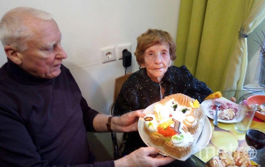 Последний день рождения Зои Булгаковой. Фото предоставлено родственниками