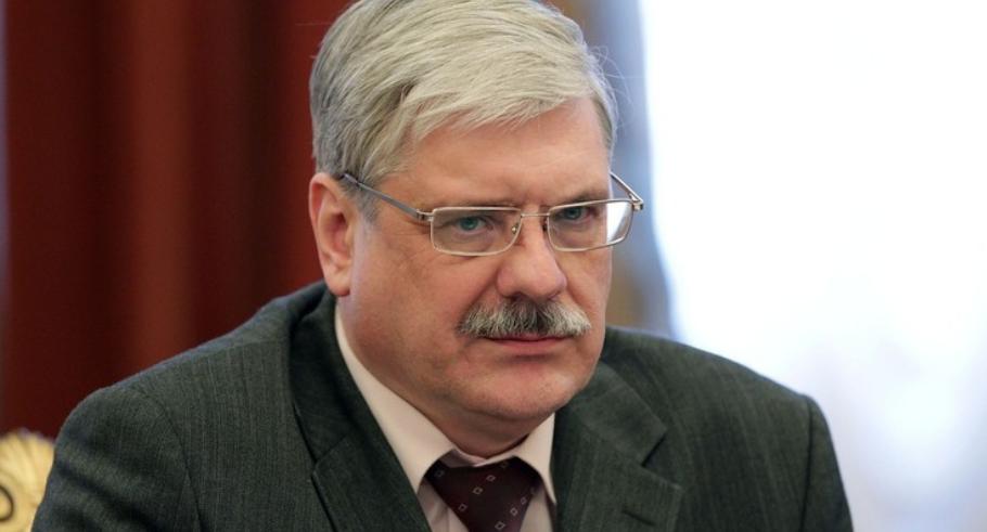 Павел Солтан - заместитель председателя парламента Петербурга, погибший в ДТП.