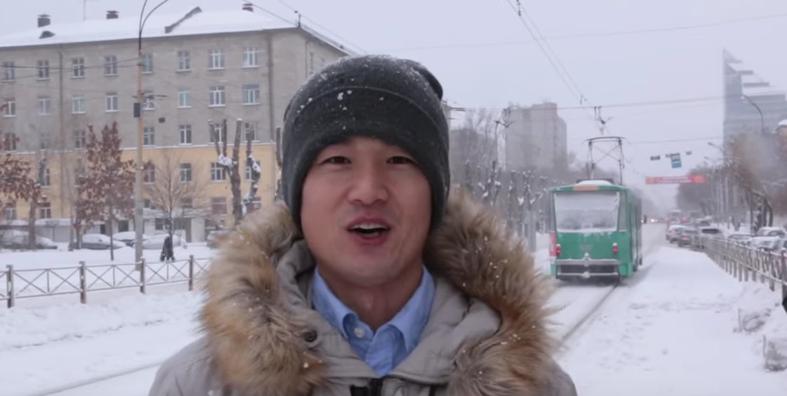 Фучжун. Фото скриншот YouTube