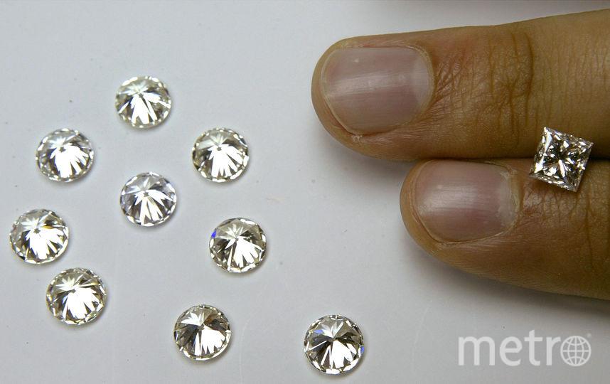 В Петербурге ищут бриллиант стоимостью 6 млн рублей. Фото Getty