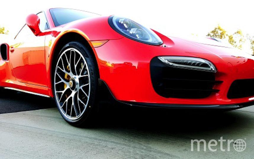 В Москве угнали Porsche за пять миллионов. Фото Getty