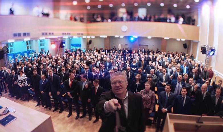 Жириновский выставить свою кандидатуру на пост президента в 2018 году. Фото Скриншот instagram.com