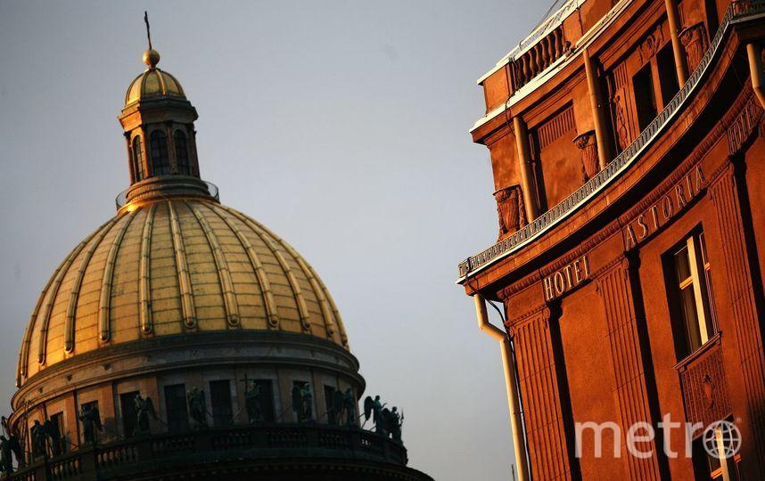 Сампсониевский собор переходит РПЦ. Фото Getty