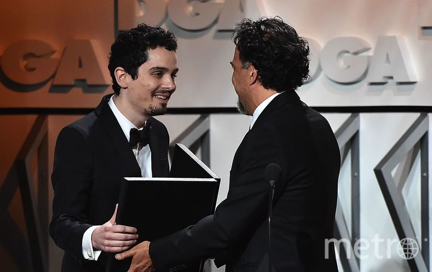 """Автор мюзикла """"Ла-Ла-Ленд"""" получил премию Гильдии режиссеров США. Фото Getty"""