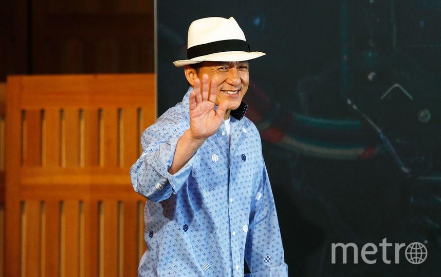 Джеки Чан. Фото Getty