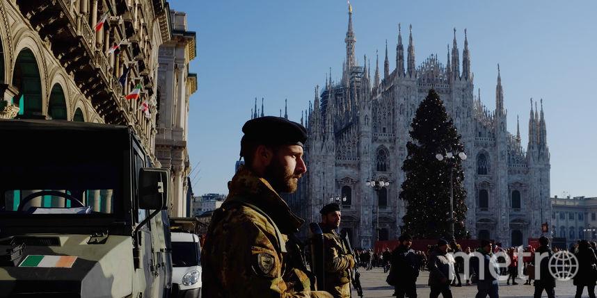 Италия предложила сделать «оборонный шенген» вевропейских странах