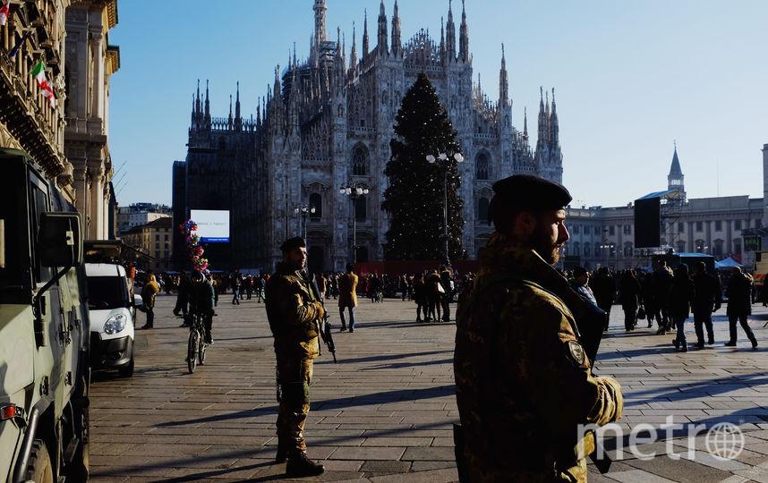Армия Италии. Фото Getty