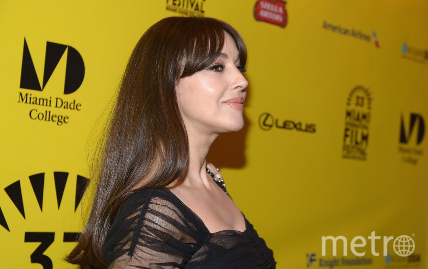 52-летняя итальянская звезда Моника Белуччи. Фото Getty