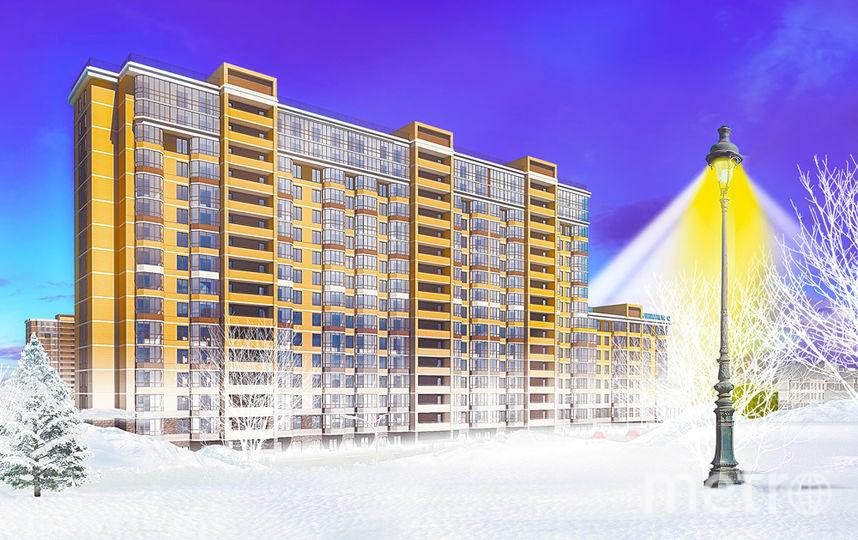 """ЖК """"Северный вальс"""" – городской комфорт за небольшие деньги. Фото СК «ПЕТРОСТРОЙ»"""