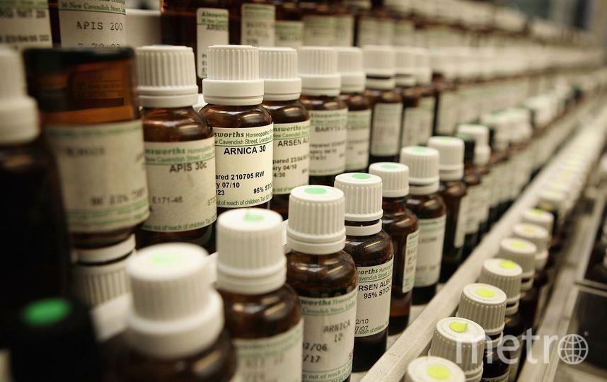 Гомеопатия признана РАН лженаукой. Фото Getty