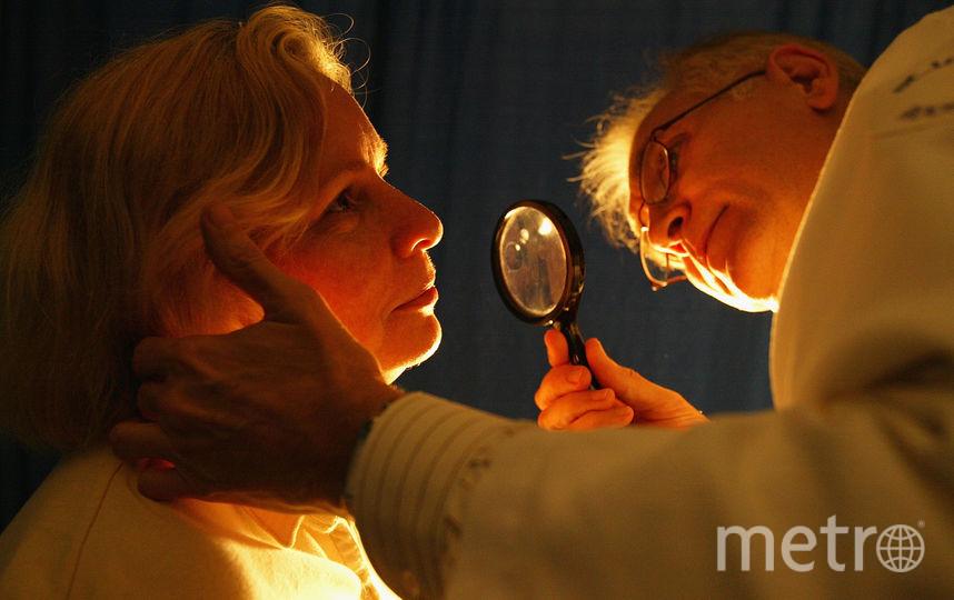 Лечение рака в клинике. Фото Getty
