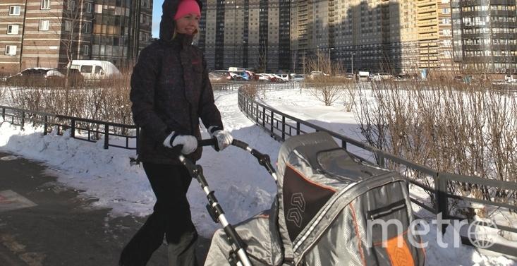 Большинство застройщиков работают с маткапиталом. Фото Татьяна Тимирханова, Интерпресс