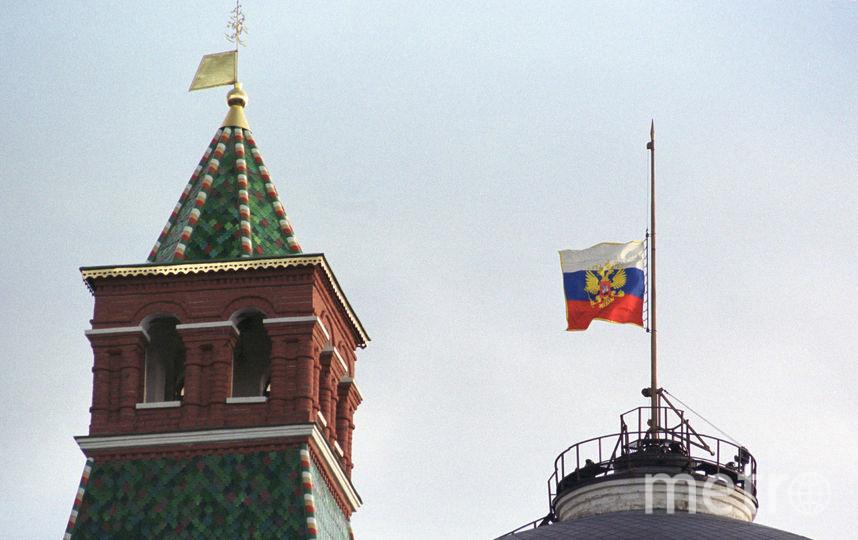 Московский Кремль. Фото Getty