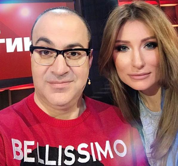 Жанна и Гарик сейчас. Фото www.instagram.com/jannalevina_martirosyan