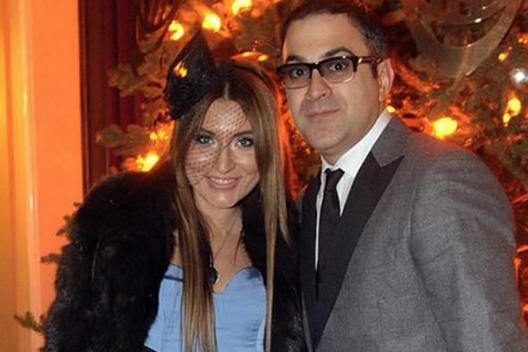 Жанна и Гарик Мартиросян. Фото www.instagram.com/jannalevina_martirosyan
