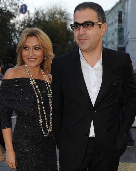 Женна и Гарик. Фото www.instagram.com/jannalevina_martirosyan