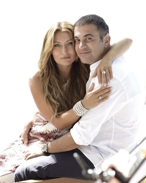 Жанна и Гарик. Фото www.instagram.com/jannalevina_martirosyan