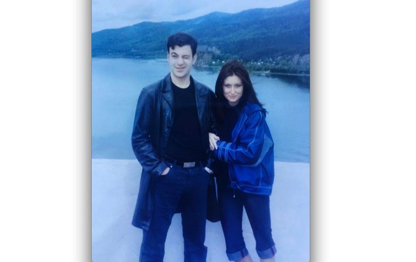 Жанна и Гарик 19 лет назад. Фото www.instagram.com/jannalevina_martirosyan