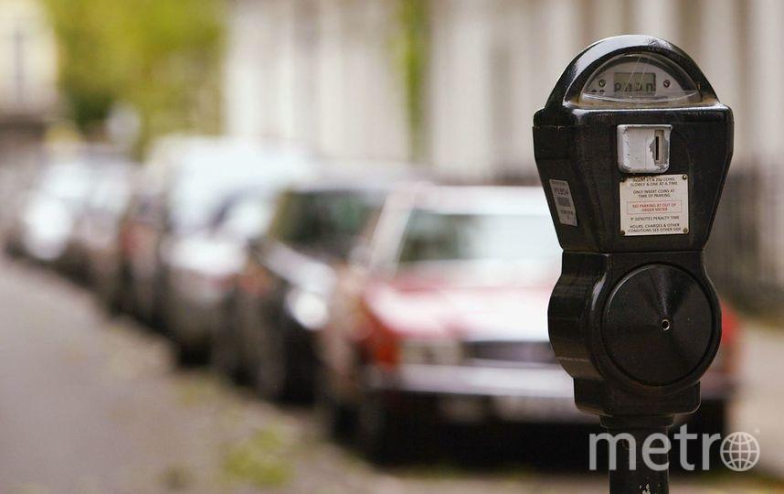 Платные парковки в Петербурге принесли убытки. Фото Getty