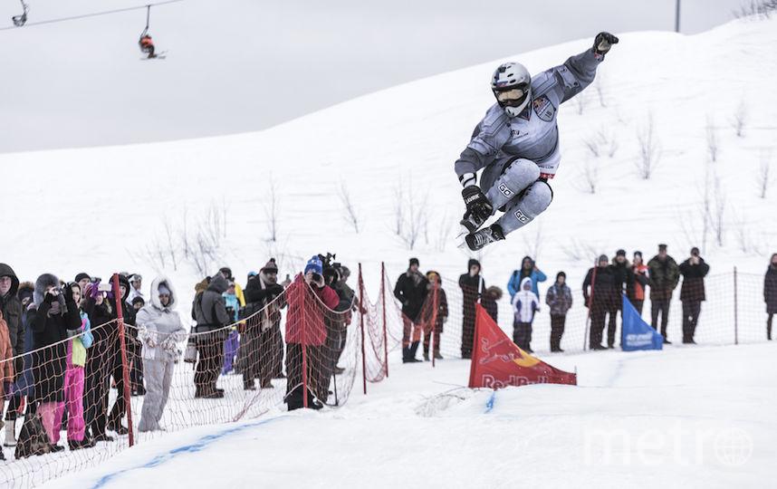 В соревнованиях участвовали более 100 спортсменов. Фото предоставлено Red Bull
