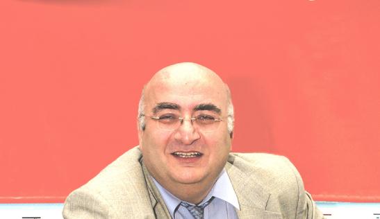"Политолог Вахтанг Джанашия. Фото ""Metro"""