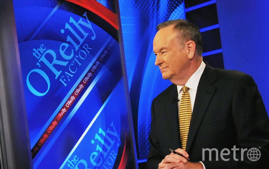 Телеведущий Билл О' Рейли. Фото Getty