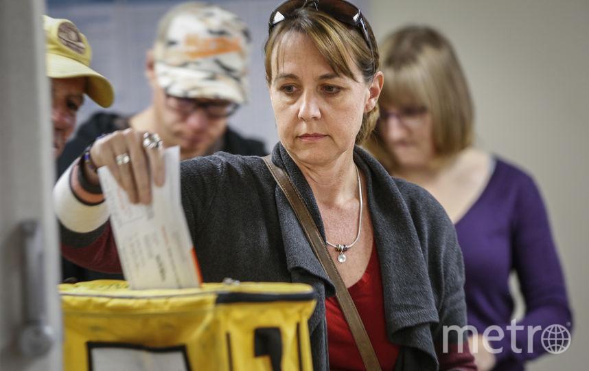 Выборы. Фото Getty