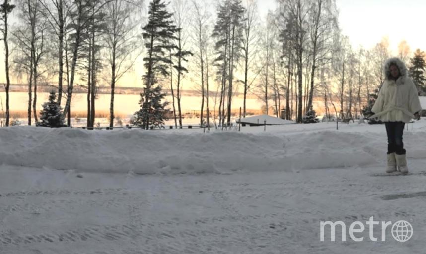 Анастасия Волочкова отправилась отдыхать в Приозерский район Ленобласти. Фото Instagram - все