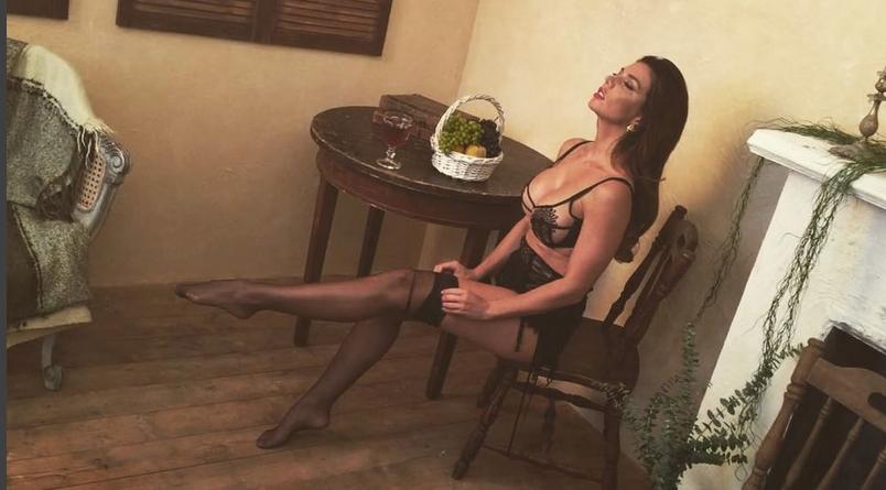 Анна Седокова - фотоархив. Фото Скриншот instagram.com