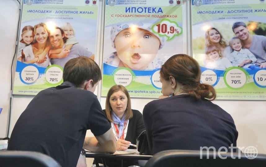 Крупные застройщики работают с программой «Молодёжи – доступное  жильё». Фото Светлана Холявчук , Интерпресс