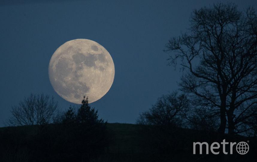 В небе над Купчино наблюдали светящийся НЛО. Фото Getty