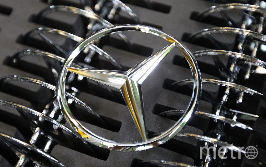 В Петербурге у безработной украли Mercedes за 5 млн рублей. Фото Getty