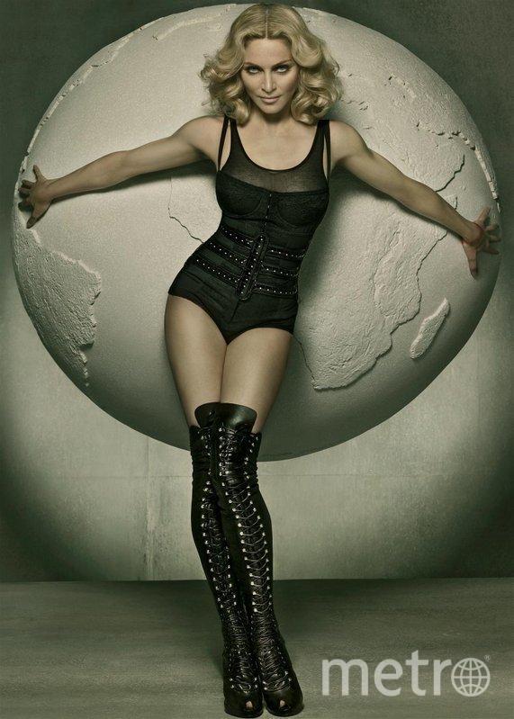 Певица Мадонна. Фото kinopoisk.ru