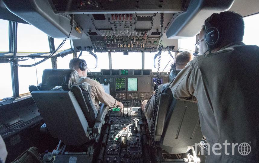 RAF plane. Фото Getty