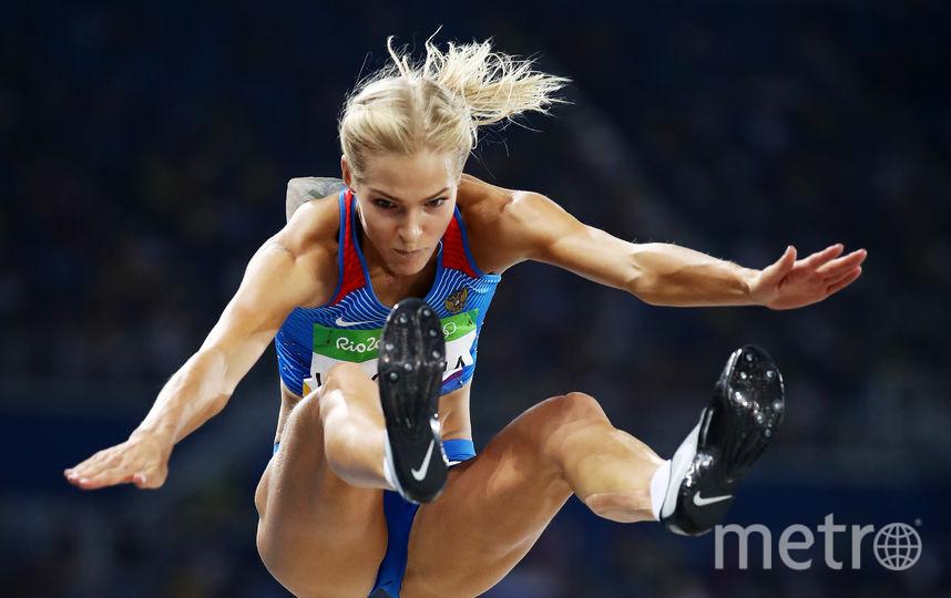 К ЧМ-2017, как и к Играм-2016, пока допустили только Дарью Клишину. Фото Getty