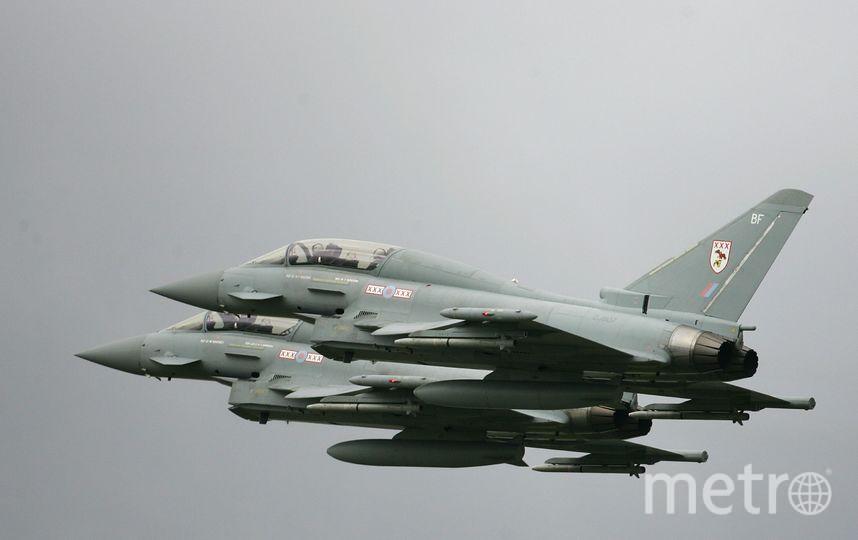 Typhoon. Фото Getty