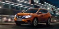 Обновлённый кроссовер Nissan Murano у лучшего петербургского дилера