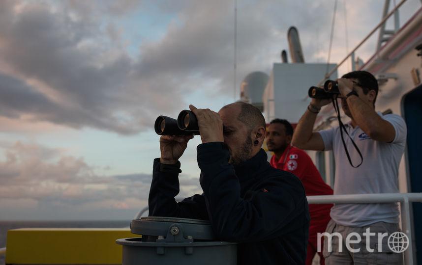 В Нигерии похищены 7 российских моряков. Фото Getty
