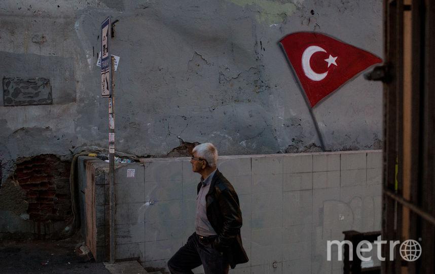 Турция. Фото Getty