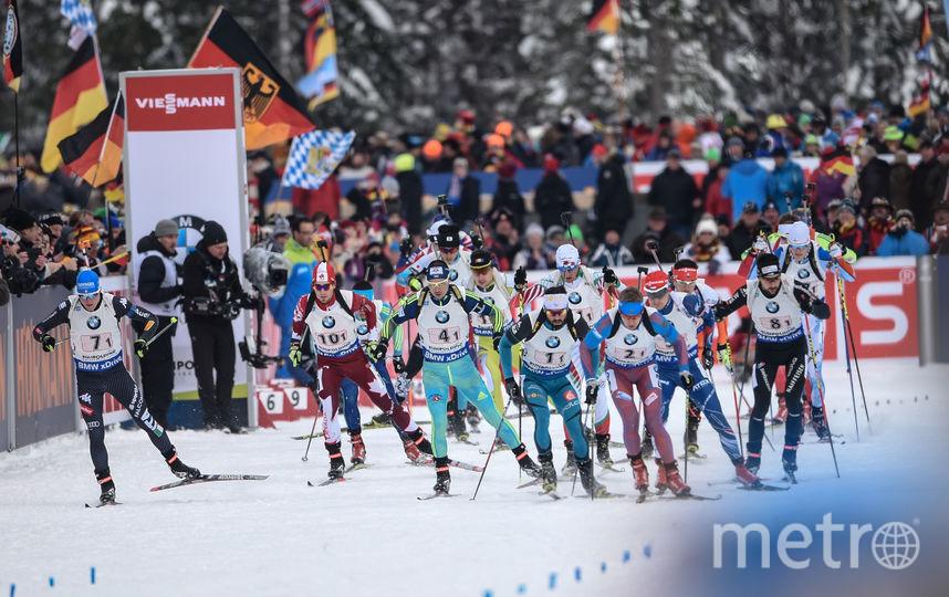 Ведущие биатлонисты могут не приехать в Тюмень в 2021 году. Фото Getty