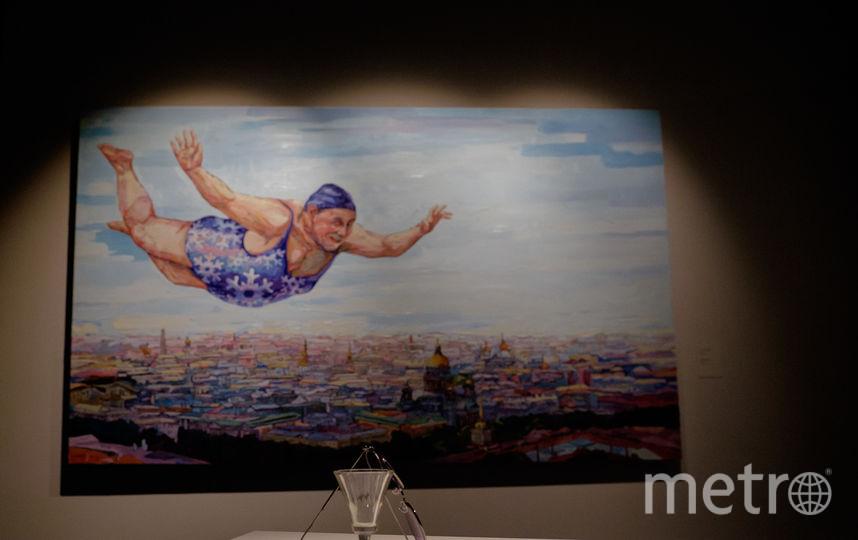 """Выставка Сергея Шнурова. Фото Алена Бобрович, """"Metro"""""""