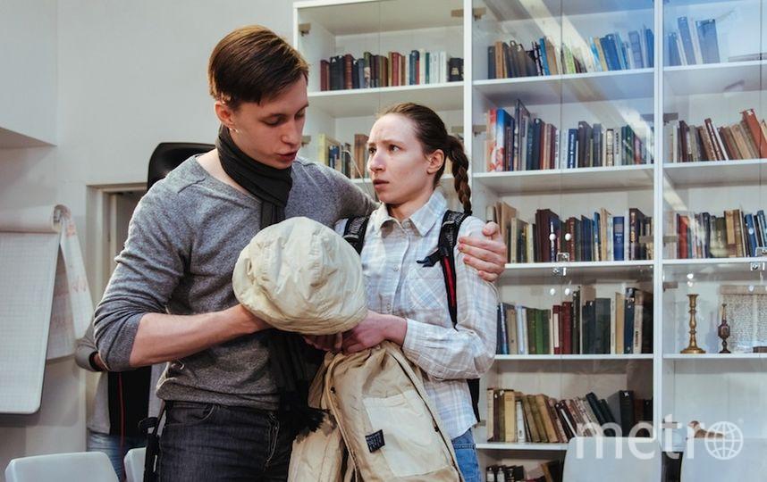В детстве одноклассники били исполнителя роли Севы за то, что его легко довести до слёз. Фото Александр Иванюк