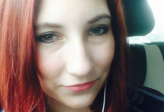 Анастасия Филина, 20 лет, студентка 1-го курса Эксетерского университета (Великобритания). Фото предоставлено Анастасией Филиной