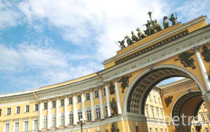 Петербург. Фото Getty